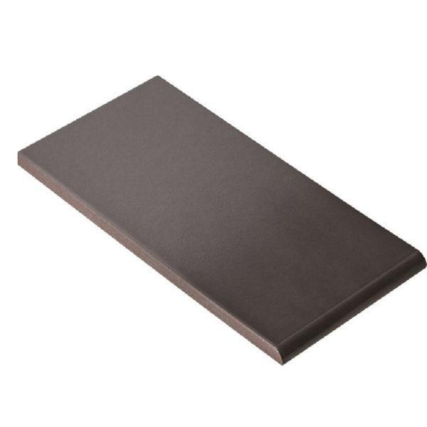 Grafitowa 9867 плитка фасадная 6,5x24,5