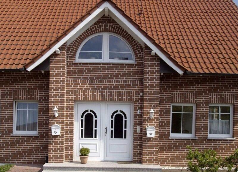 Клинкерные панели для облицовки зданий