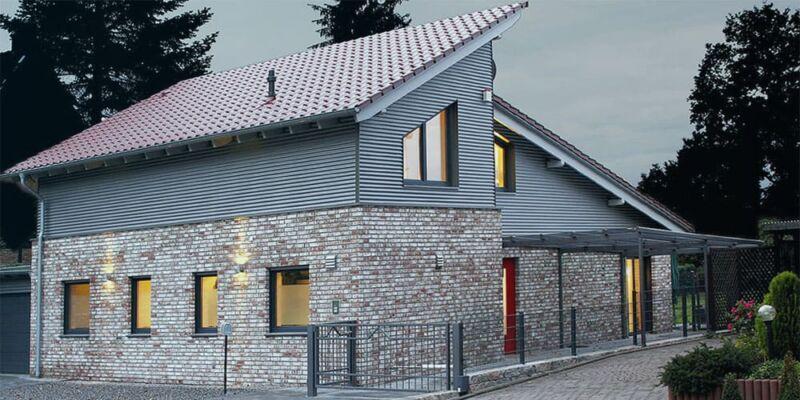 Принципы монтажа клинкерной плитки на фасаде здания
