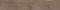 Mykonos Legno Cassa 325 Nogal Плитка базовая 20х120